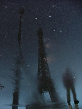 lluvia en paris