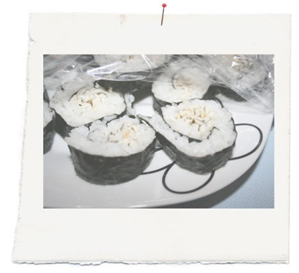 sushi copia