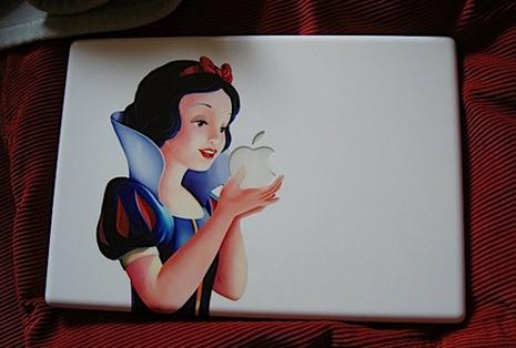 blanca nieves apple