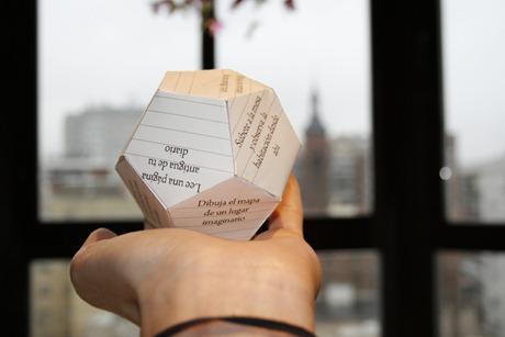 dodecaedro moleskine