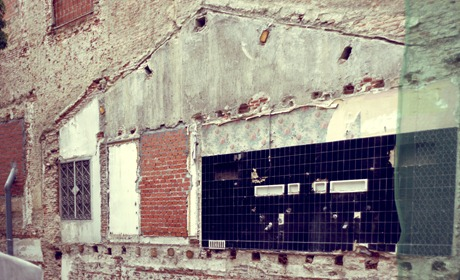 paredes que hablan de vida