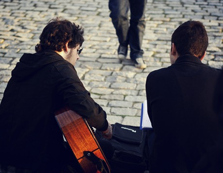 canciones compartidas