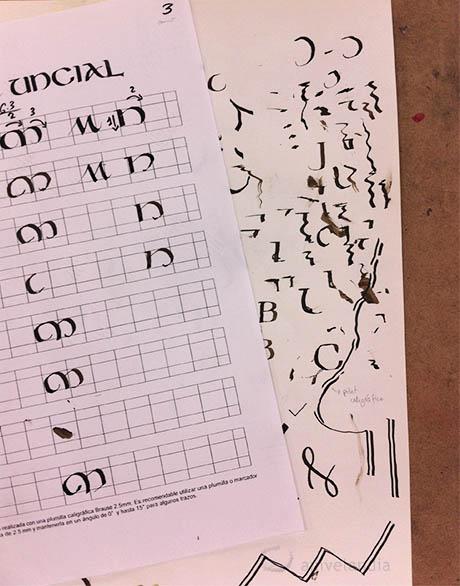 taller caligrafia06_amvelandia