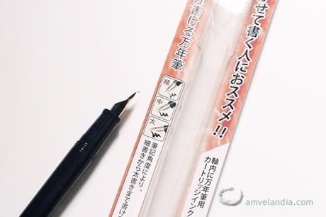 Fountain pen Sailor_amvelandia